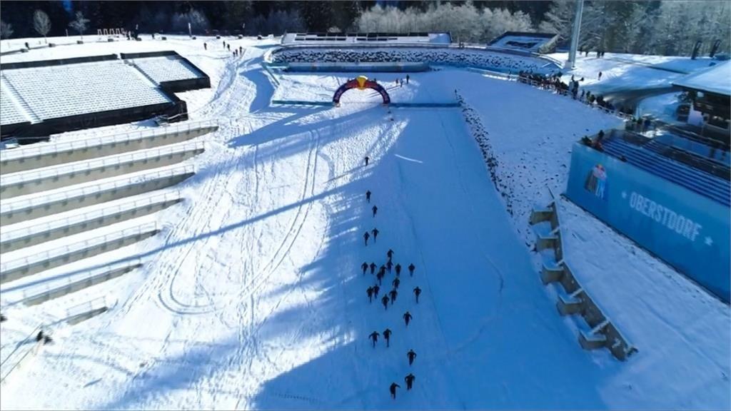 挑戰阿爾卑斯山 冬季極限障礙賽難度超高 - Yahoo奇摩新聞