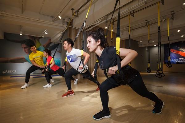 亞瑟士台北旗艦店成立運動俱樂部 4大運動體驗課程 - ETtoday