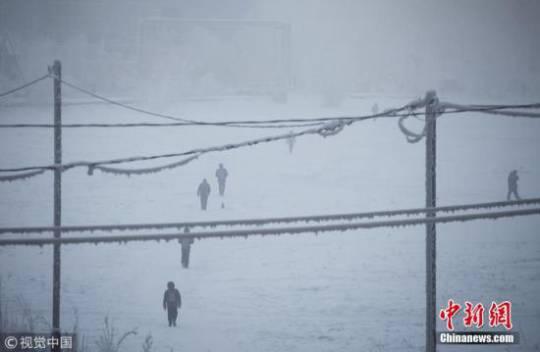 敬佩!極限運動員零下60度嚴寒中完成長跑50公里 - 臺灣新浪網