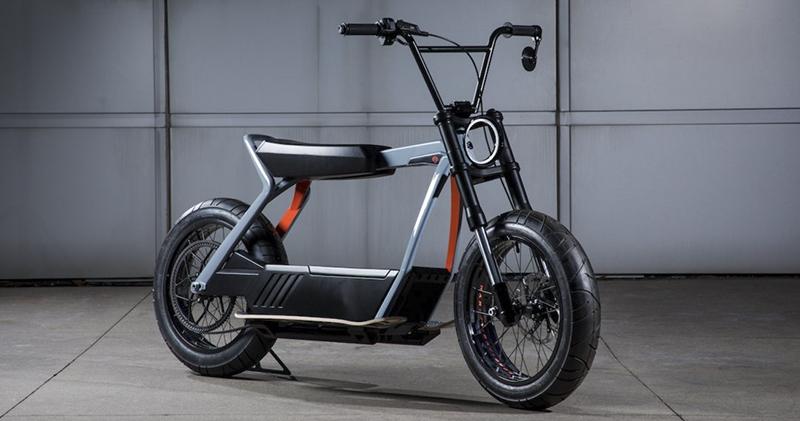 哈雷發表兩款最新概念電動雙輪,可能會是價位最親民的哈雷機車 - 電腦王阿達