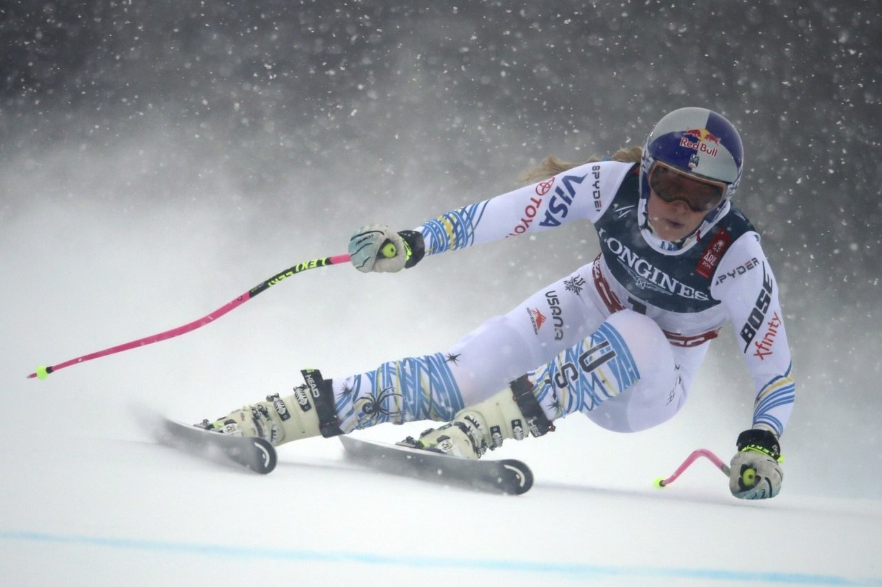 滑雪/滑雪天后馮恩將迎生涯最終戰 - udn 聯合新聞網