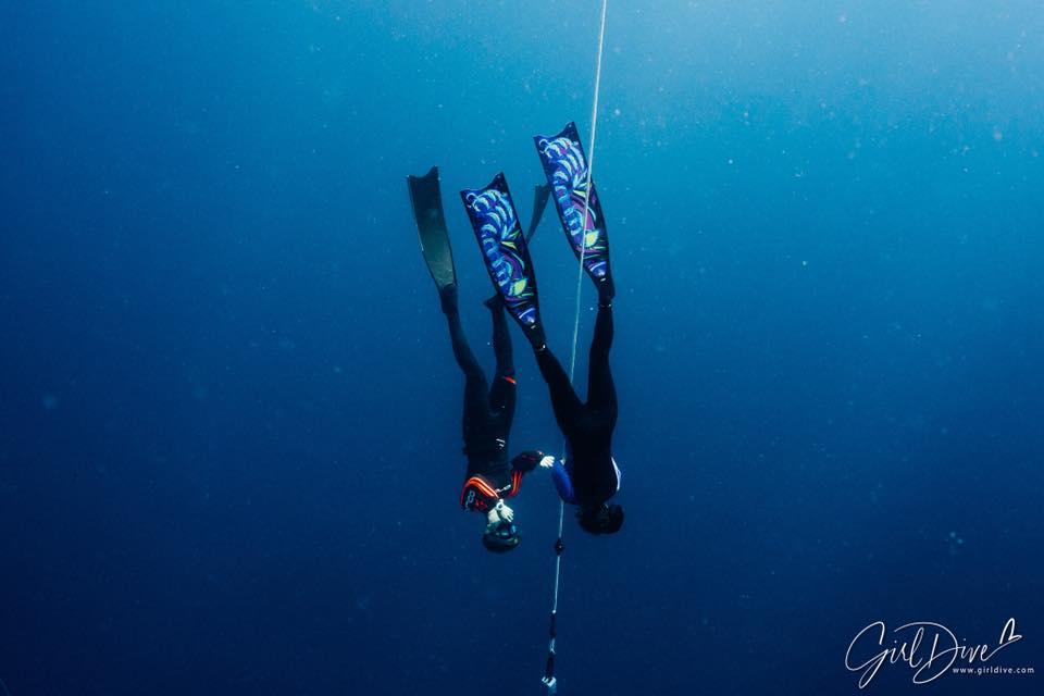 台灣極限運動 Free Diving in Taiwan