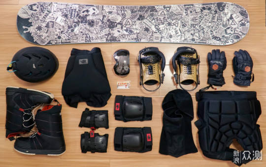 #我是裝備黨#我愛單板,我的平民滑雪裝備分享 - 臺灣新浪網