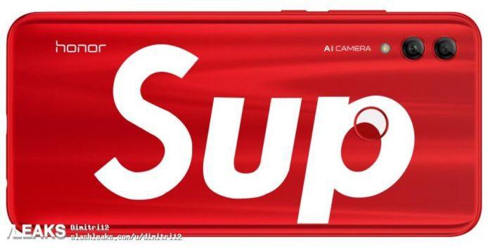 傳 Supreme X 華為推聯乘手機 機背巨大「Sup」字樣 |...
