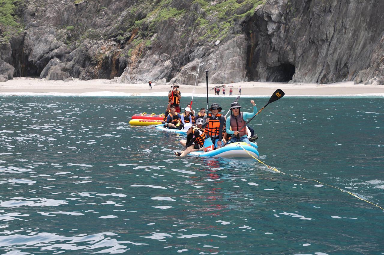 夏天來了!體驗立槳衝浪 探索蘇澳海岸秘境 | 旅遊 | 新頭殼...