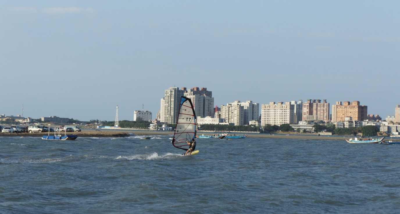 風浪板 場地 – 八里風帆碼頭