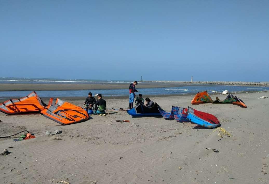 風浪板 場地 - 覺帶風滑 風箏衝浪 立槳運動推廣俱樂部