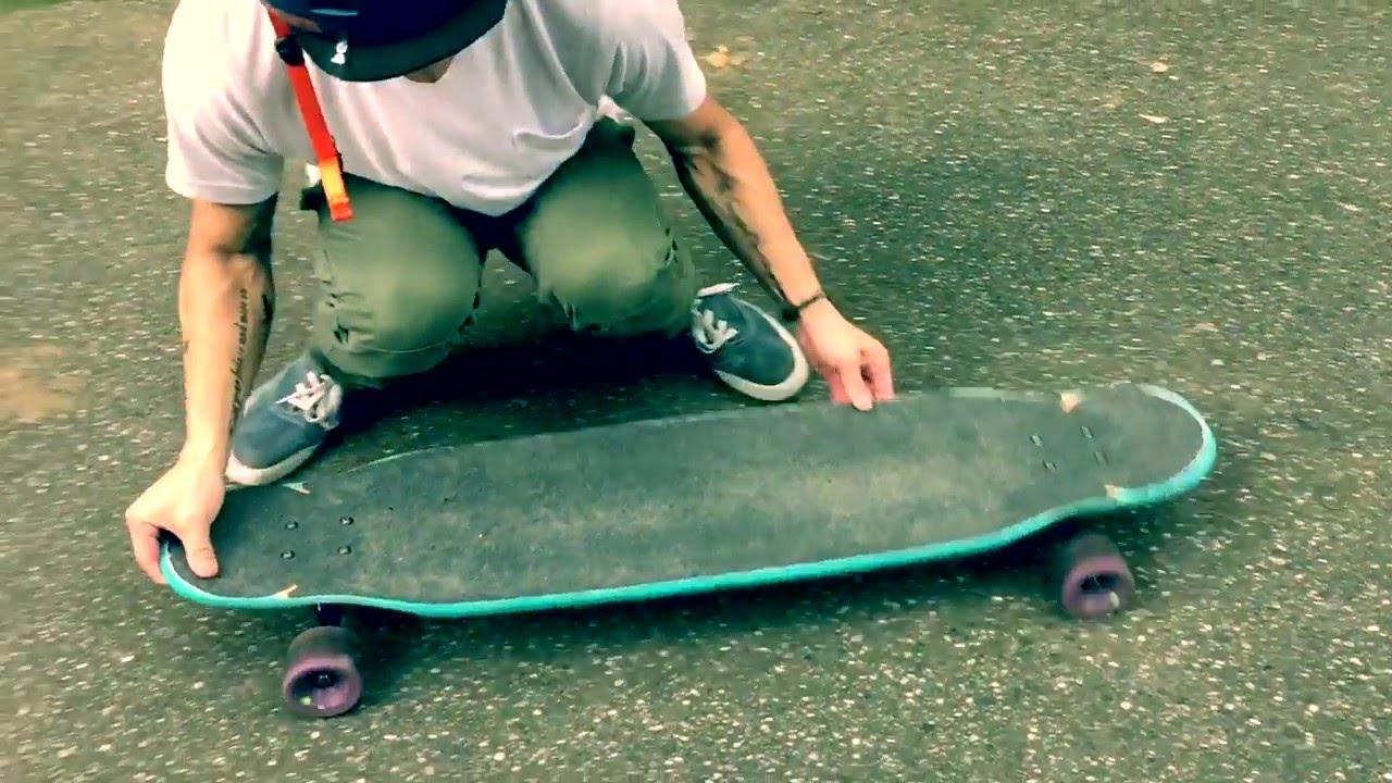 長板教學Longboard Heelside Slide Shuvit Tips