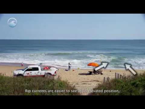 離岸流 解說 衝浪注意事項