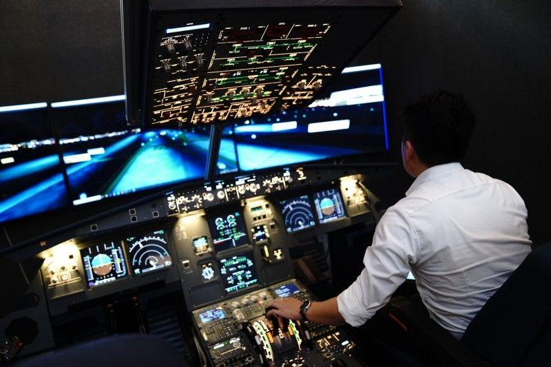 IPilot Flight Simulator Club simulaotr user