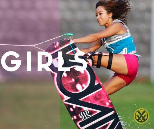台灣極限運動 女生篇 promo-xsport-tag-girl