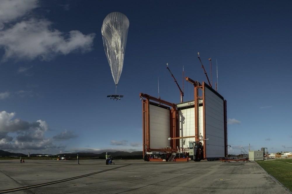 Alphabet旗下連網熱氣球服務Loon攜手電信業者成立HAPS聯盟,擴展無線網路覆蓋範圍