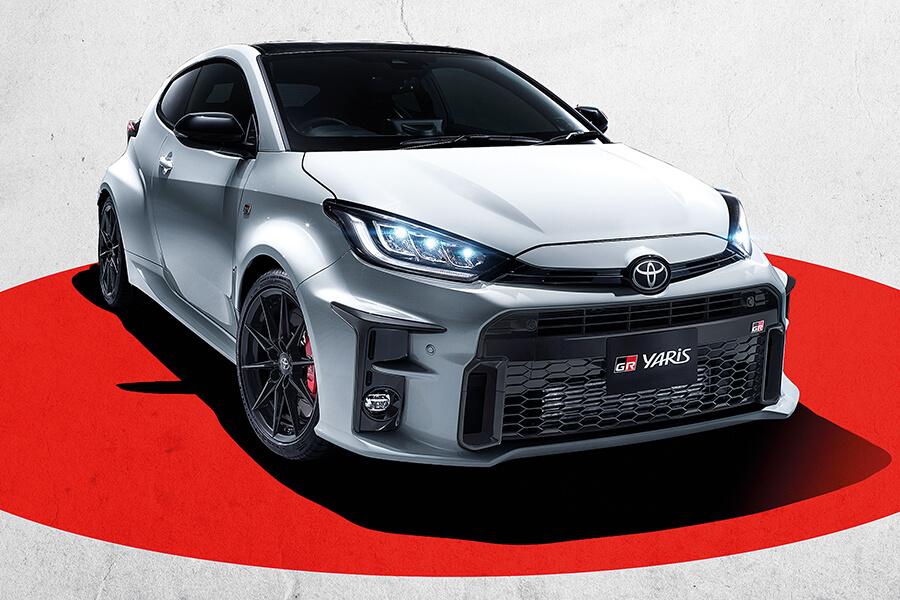 Toyota GR Yaris卒仔變英雄 - TopGear