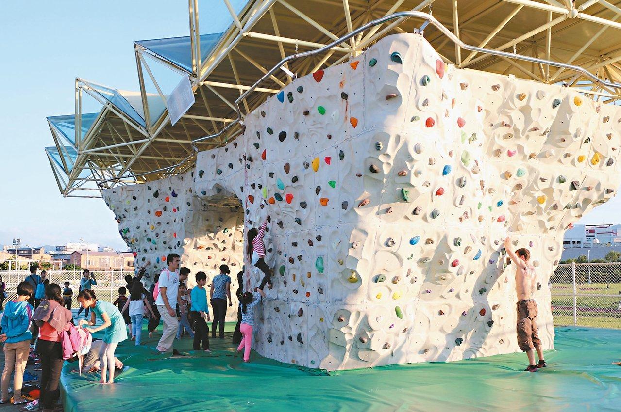周末逍遙遊/攀岩、滑板… 內湖運動公園還可觀機 - UDN 聯合新聞網