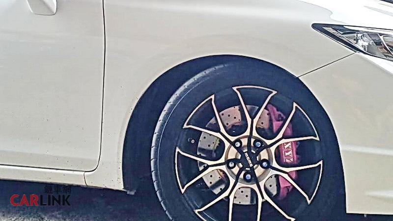 邁向「操控機器」!Honda Civic Mk9底盤大進化之XYZ Racing「激安補品」 - Yahoo奇摩汽車機車