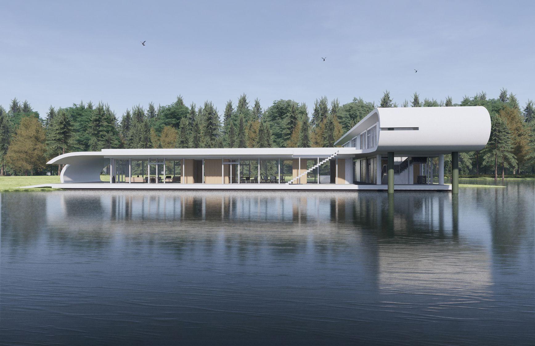 極限運動員廖韋強的建築奇想「大膽放手,生活極限宅」 - Taiwan Tatler