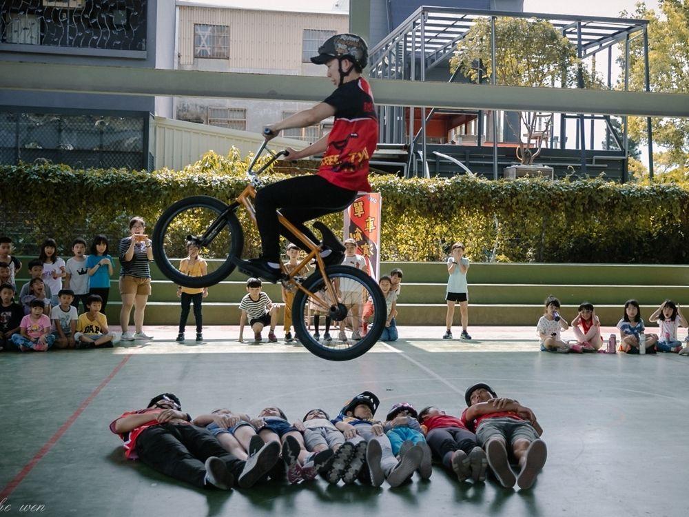 多元課後活動 東華附小首創極限單車社團 - Yahoo奇摩新聞