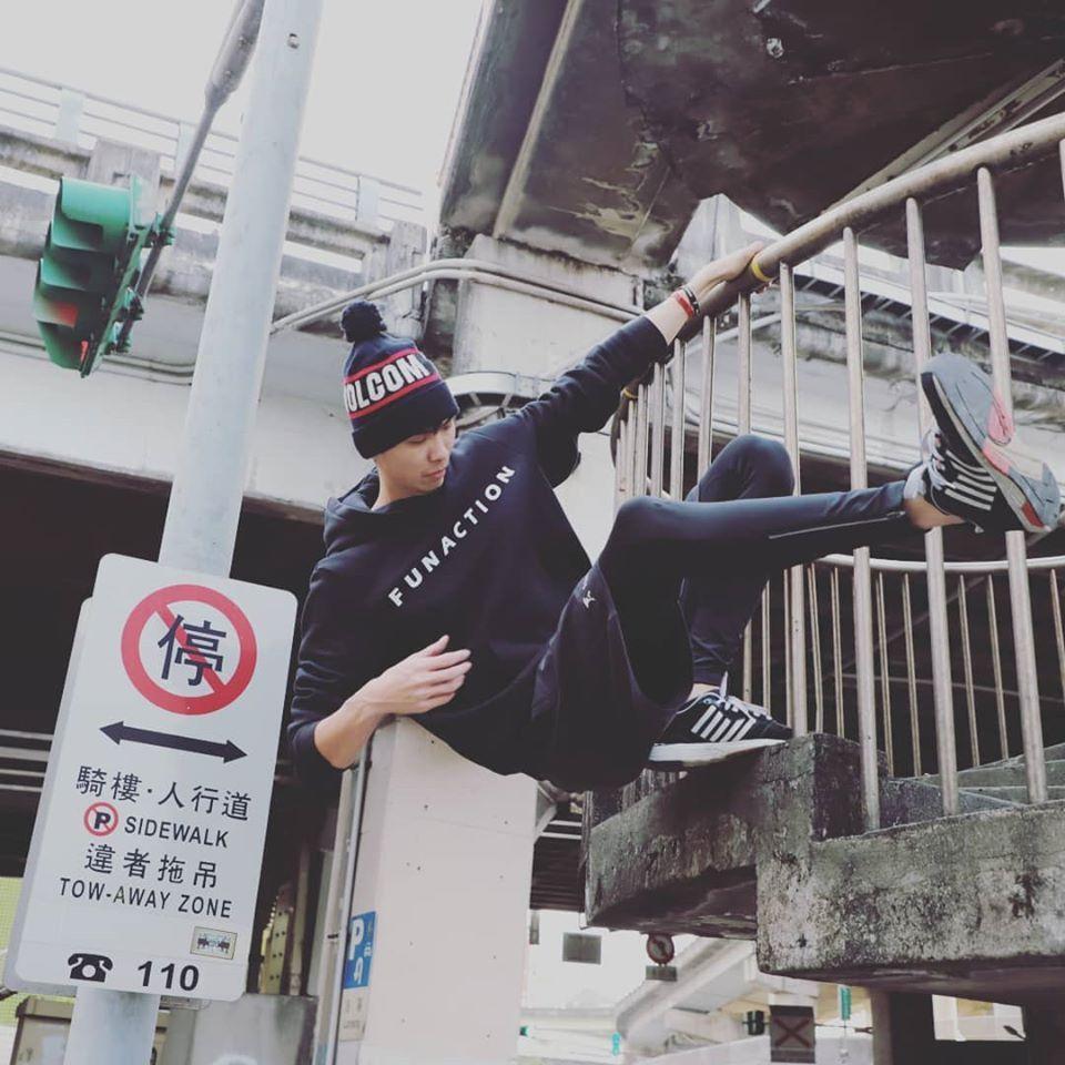 猶如「蜘蛛人」運動 臺灣跑酷第一人「螞蟻」 用飛簷走壁紀錄生活 - Yahoo奇摩運動