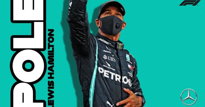 【F1】Rd.12葡萄牙GP排位賽:Hamilton擊退Bottas取得竿位 新科勝場王即將誕生? - 運動視界 Sports Vision