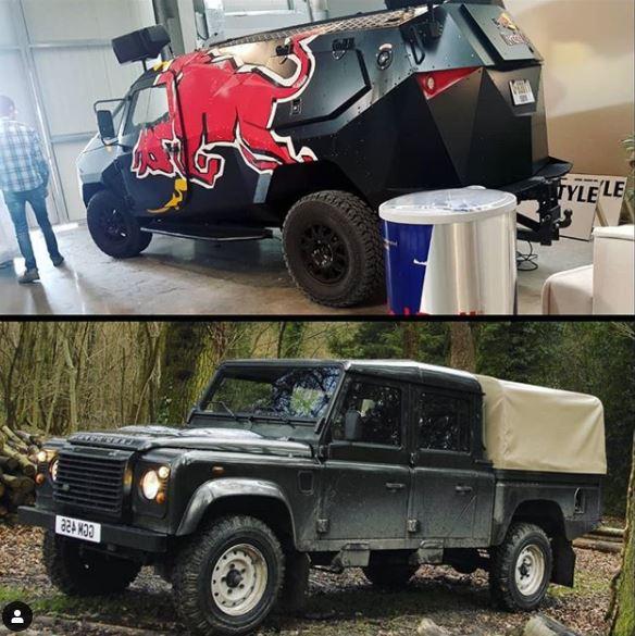 世界各地的Red Bull活動車都長什麼樣子? | ca汽車頻道