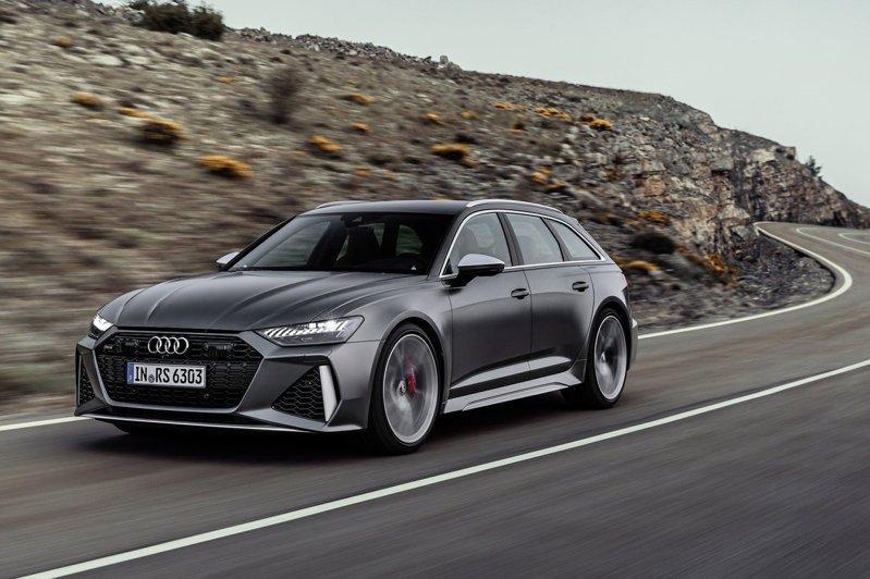 影/Audi RS6 Avant紐柏林衝刺怒吼 根本是裝了超跑心臟的旅行車! - 發燒車訊   聯合新聞網