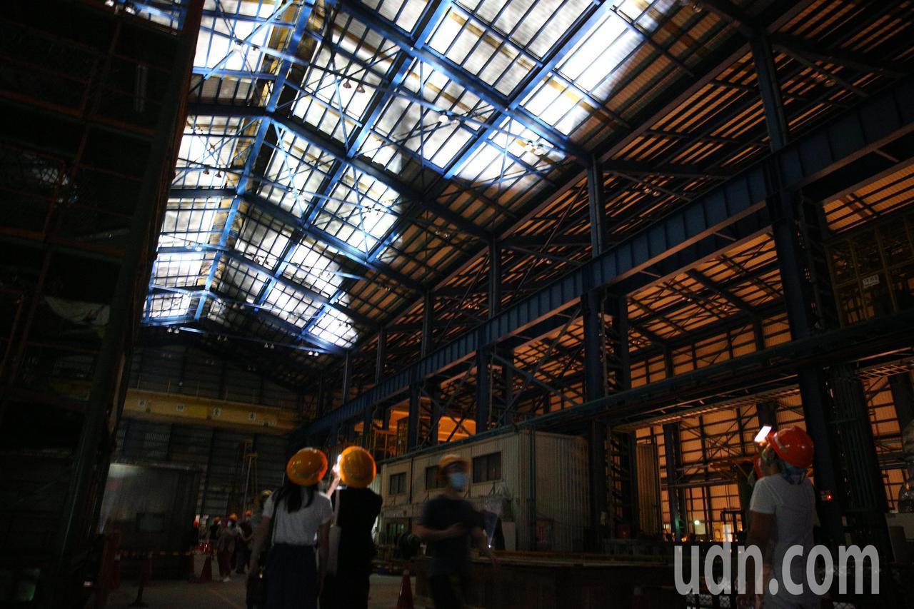 白晝之夜南港登場 台電修護處首度開放參觀 - MISC