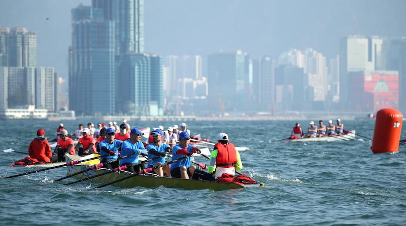 香港環島大賽,賽艇香港環島大賽,帆船,sailing,賽艇