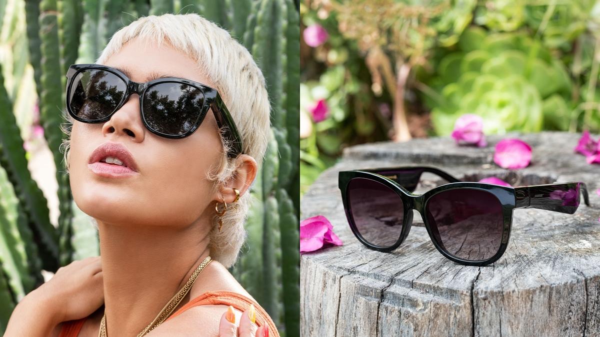 Bose太陽眼鏡時髦變身!全新推出「貓眼款」外型,不只是穿搭單品,還能聽到細膩音樂品質 - Marie Claire 美麗佳人