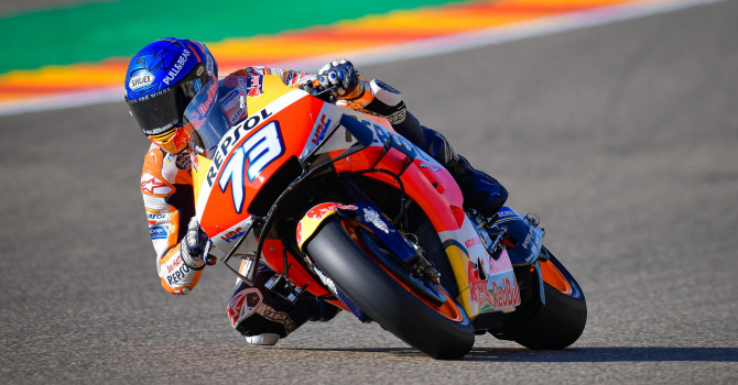【MotoGP】Alex Marquez:我「開始了解」人們對HONDA賽車的批評 - 運動視界 Sports Vision