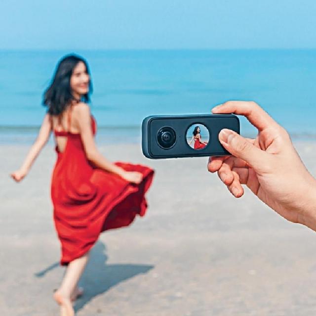 二代全景相機ONE X2 - 頭條日報 Headline Daily