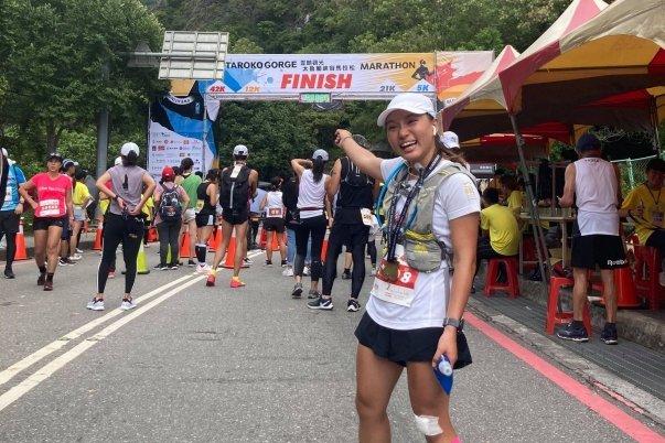 跑步小品/一直在哭的少女 原來42公里真的跑得完 - UDN 聯合新聞網
