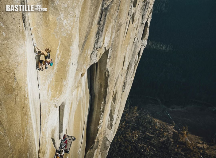 史上首位女性 34歲女成功挑戰自由攀爬魔鬼級「酋長岩」 | Plastic
