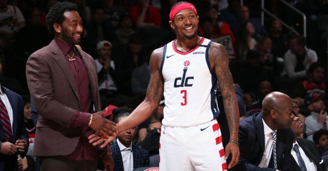 19-20巫師賽季回顧--挑戰極限與提升自我 - NBA - 籃球