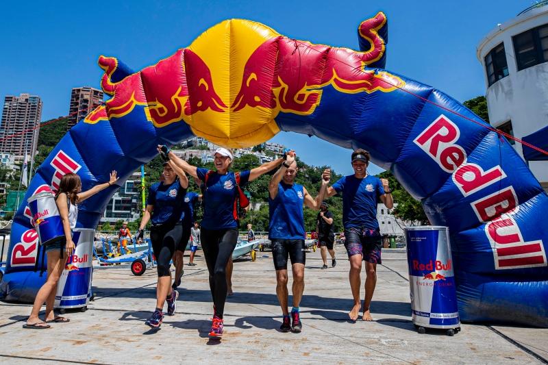 Red Bull 3 Peaks三項極限挑戰賽 上山下海挑戰體能極限