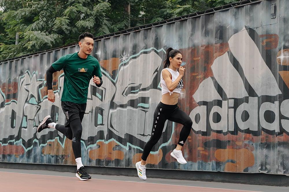 adidas推出城市Online Run 12條主題路線、臺北馬拉松限定跑鞋同步登場! - ZEEK玩家誌