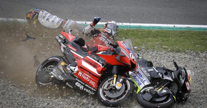 【MotoGP】2020年回顧:誰是轉倒王? - 運動視界 Sports Vision