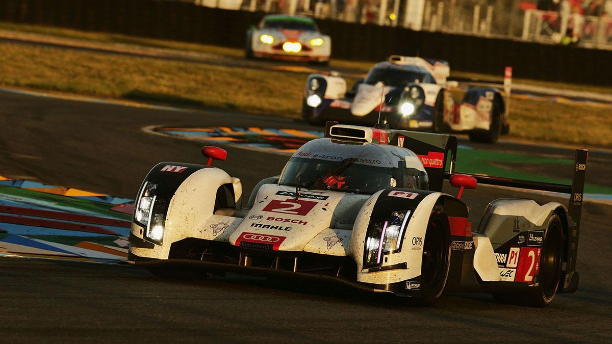 捨棄DTM與Formula E Audi即將回到耐力賽事殿堂 - channel-auto汽車頻道
