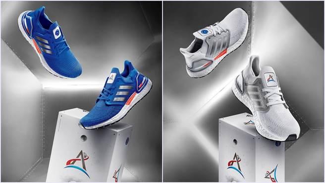 挑戰地心引力 突破運動極限 太空系列跑鞋科幻登場。(圖/品牌提供)