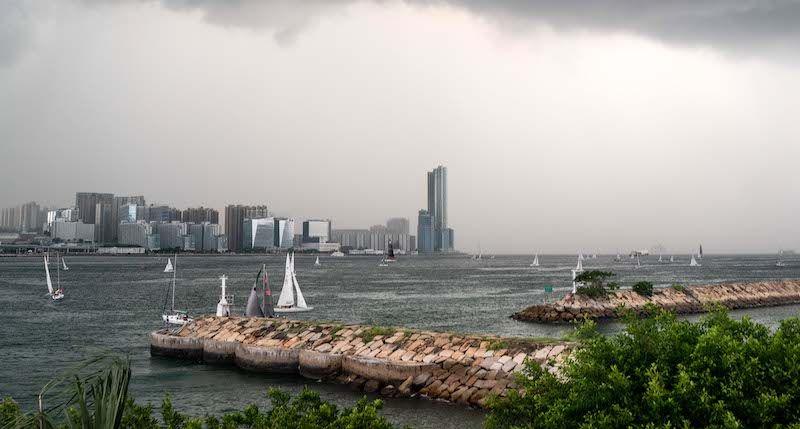 秋季帆船賽,帆船,香港遊艇會,sailing
