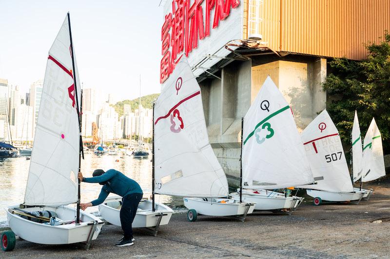 樂天小帆船,帆船,追風逐浪