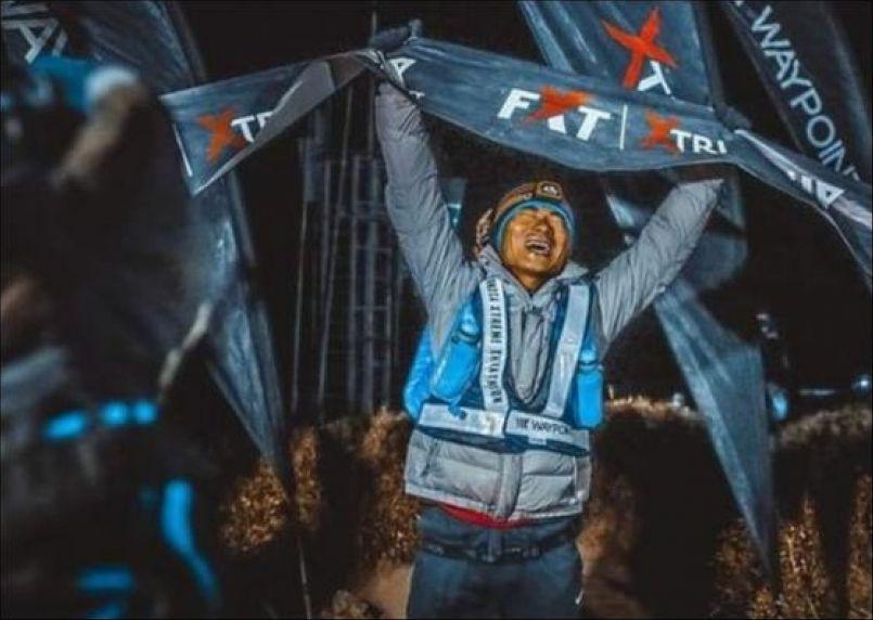 FXT 世界最難鐵人三項   地表最強老爸許仁茂 以 6 小時 06 分獲得總冠軍 - Yahoo奇摩新聞