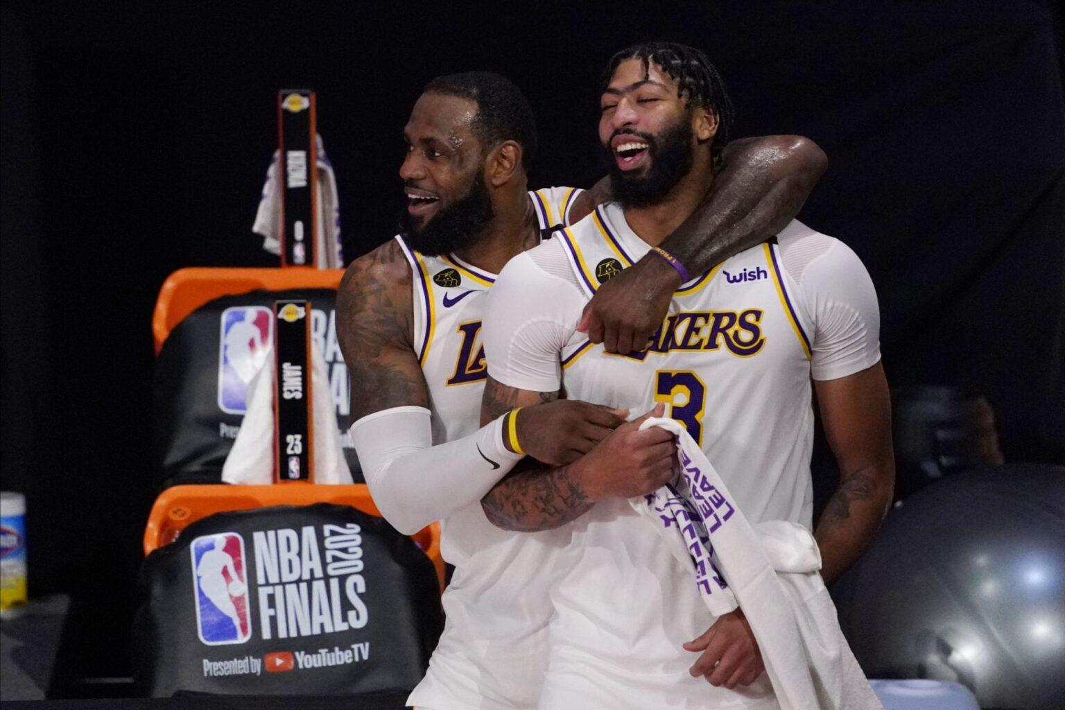 NBA/詹皇稱泡泡奪冠史上最難 里拉德回應網友質疑 - Yahoo奇摩運動