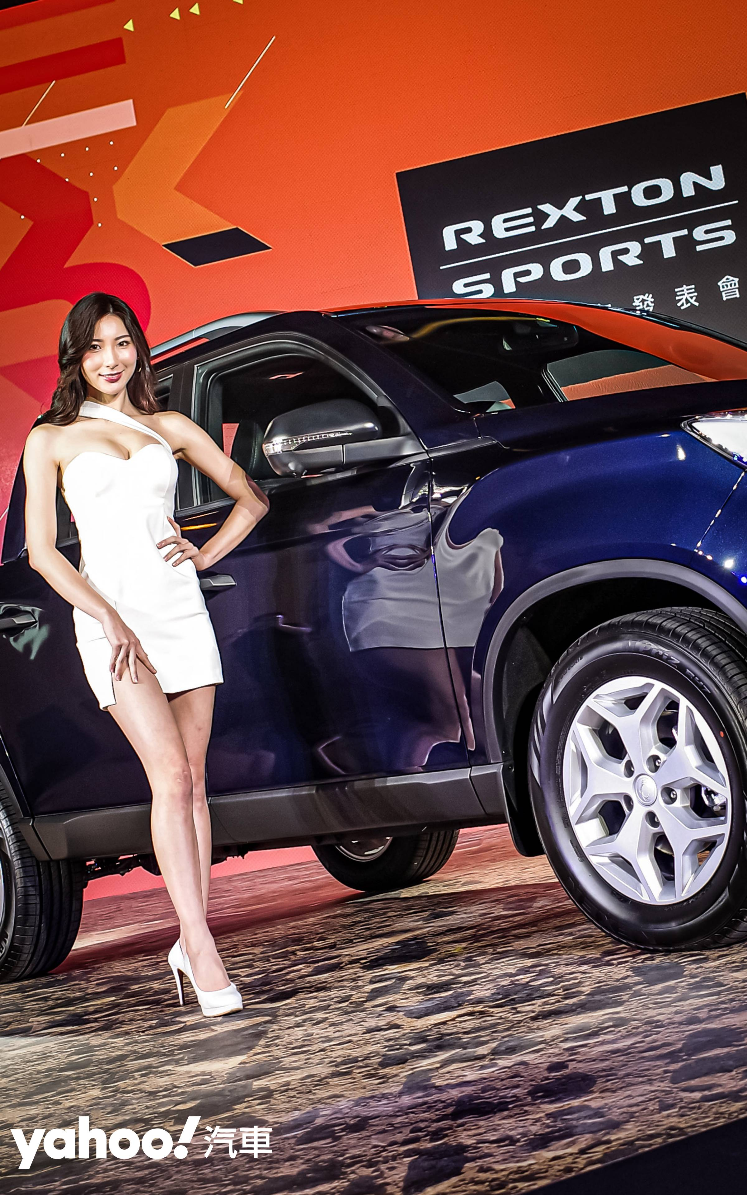 2021 SsangYong Rexton Sports運動皮卡正式上市,同場加映Rexton休旅車年底上市!
