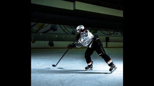 Insane Fun Hockey In Taipei Arena(台北小巨蛋冰上曲棍球) HD1080