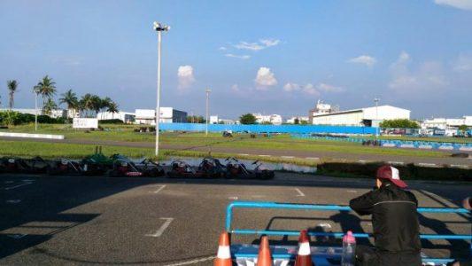 台南安定ark小型賽車場