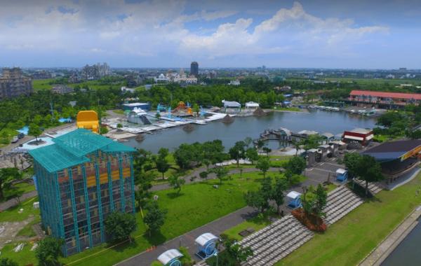 flyboard- 冬山河親水公園