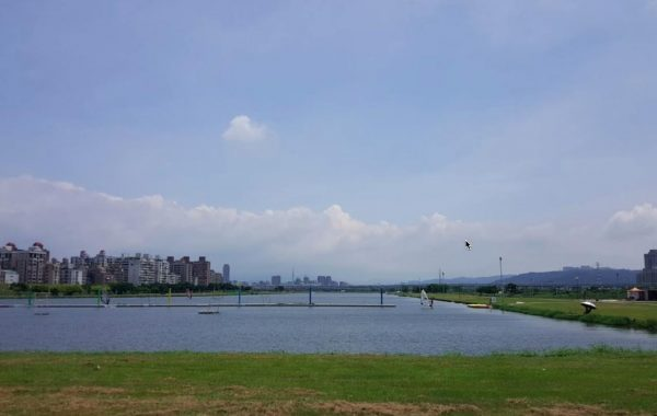 windsurfing kitesurfing spot - 微風運河 風浪板訓練基地