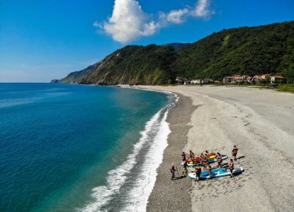 windsurfing kitesurfing spot - 水行者風風箏衝浪 立槳俱樂部