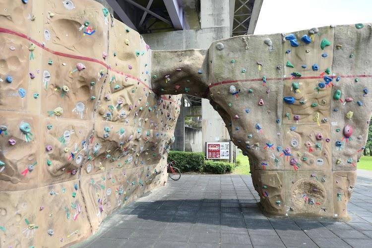 台北 公館 攀岩場 水岸抱石岩場